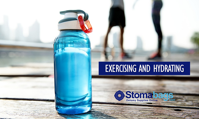 Exercising and Hydrating