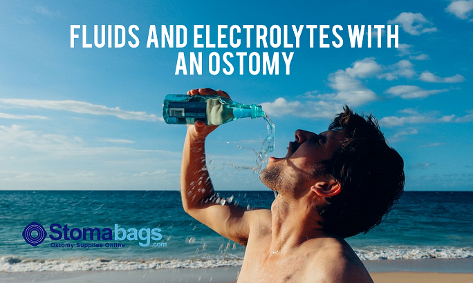 Fluids and Electrolytes with an Ostomy