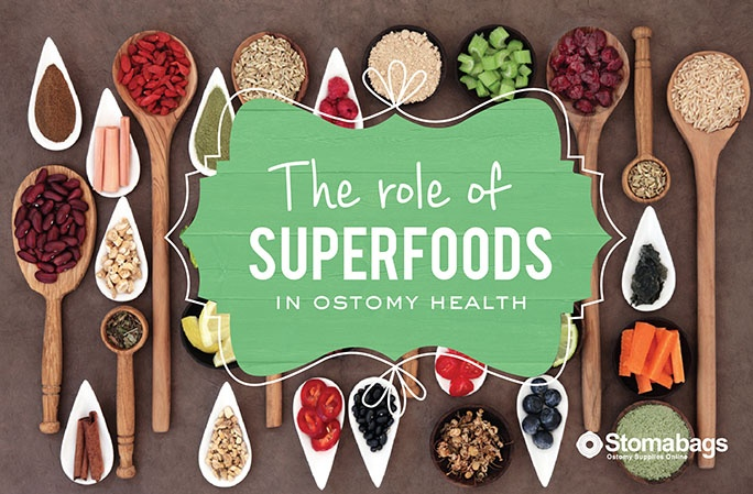 The role of Superfoods in Ostomy Health