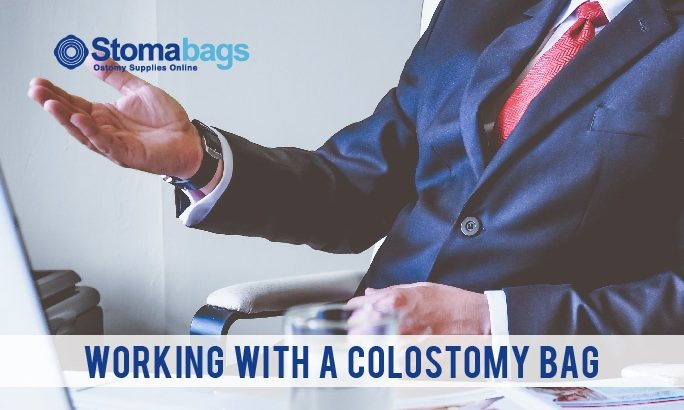 Working with a Colostomy Bag