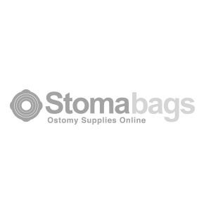 "Hollister - 19154 - New Image Two-piece Colostomy/Ileostomy Drainable Single-use Kit 2-1/4"", Clamp Closure"