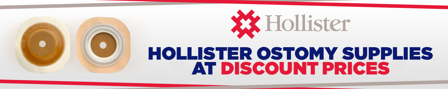 Hollister Ostomy Supplies at Discount Prices - Stomabags.com